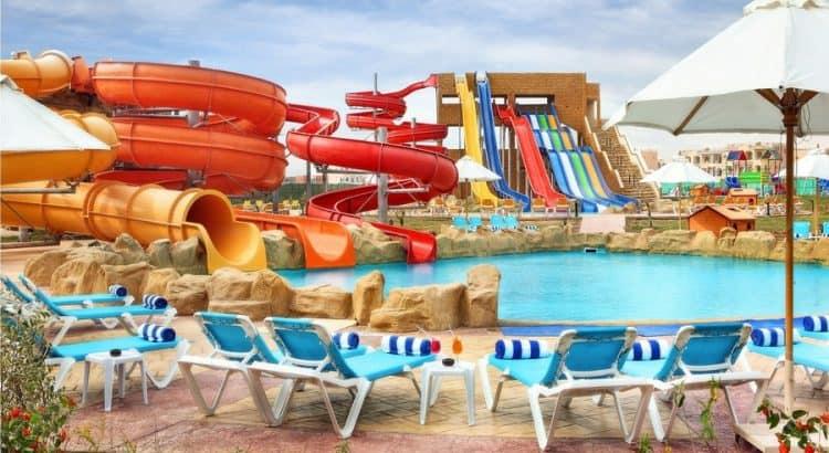 Отели c аквапарком в Египте