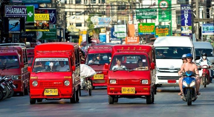 Как добраться до Патонга