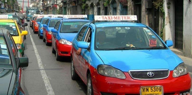 Такси Пхукета
