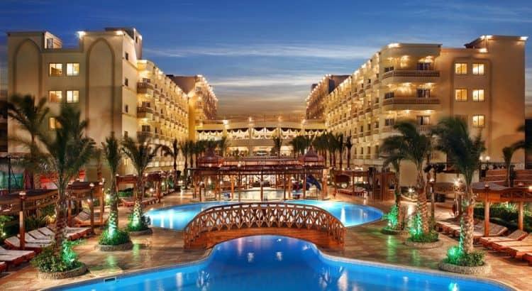 Лучшие отели 5* в Египте