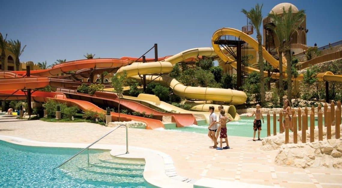 Аквапарк отеля Sunwing Makadi Bay