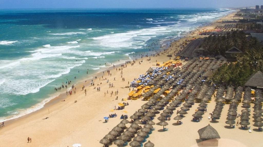 Пляж Форталеза