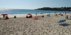 Пляжный отдых на Копакабана