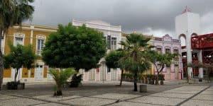 Прогулки по Форталеза