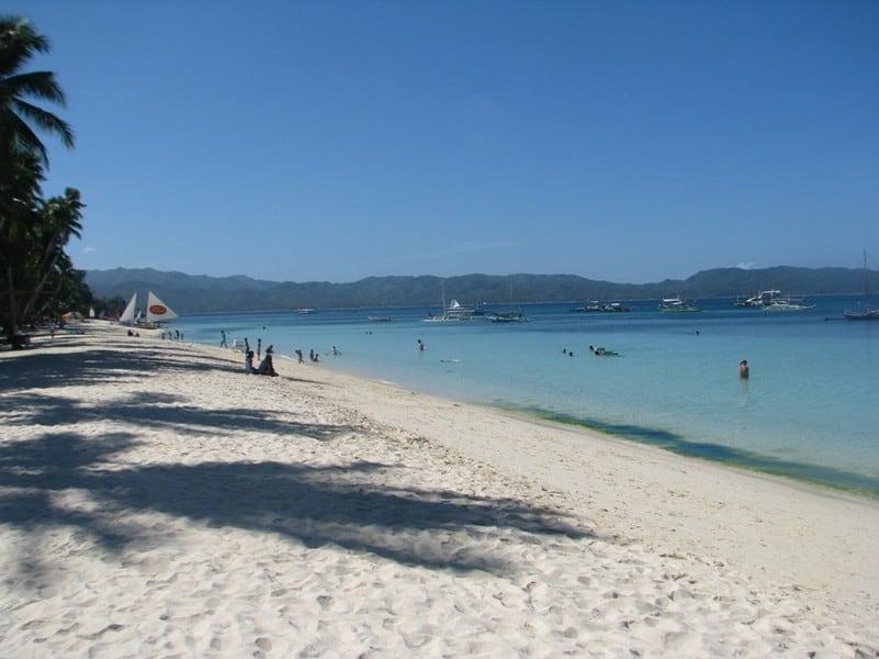 Пляж Баракай