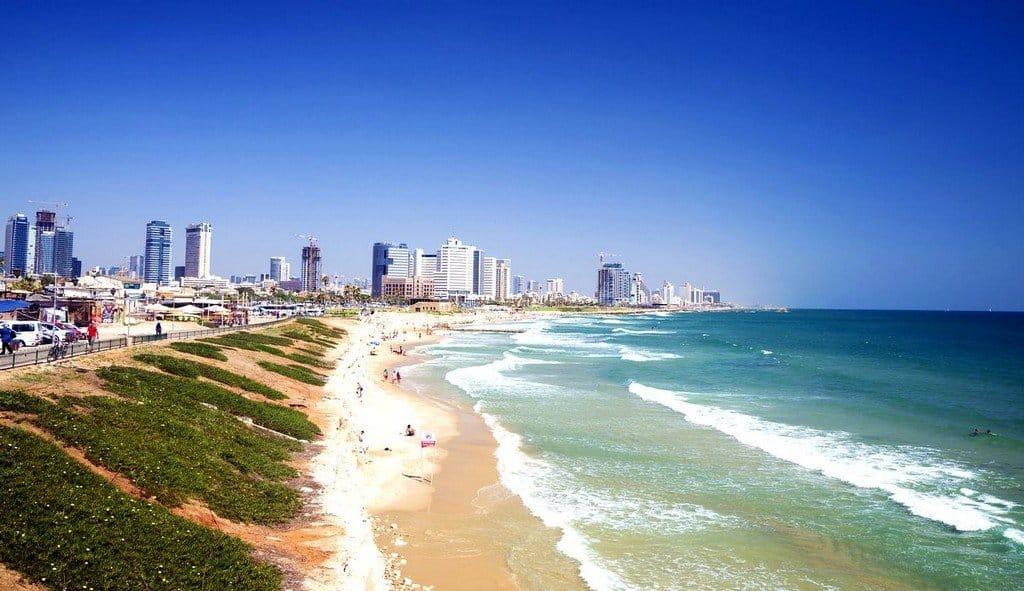 Побережье Тель Авив