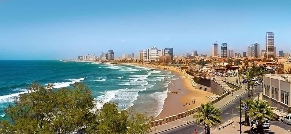 Побережье Тель Авива