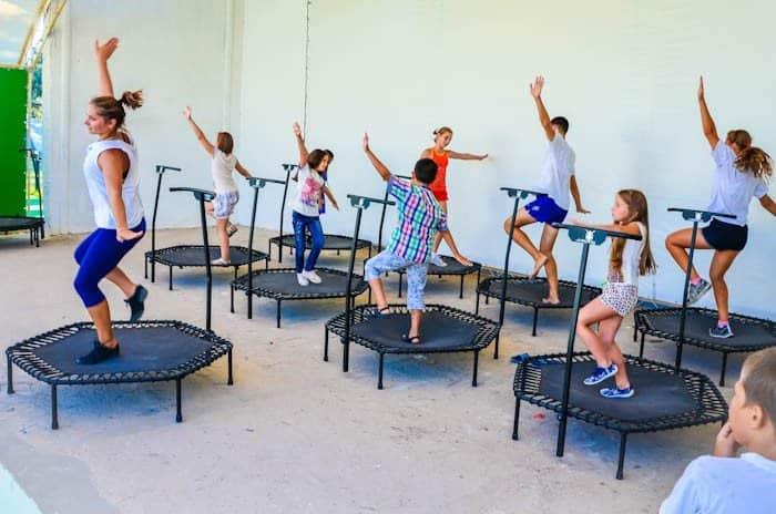 Детский лагерь «Какаду»