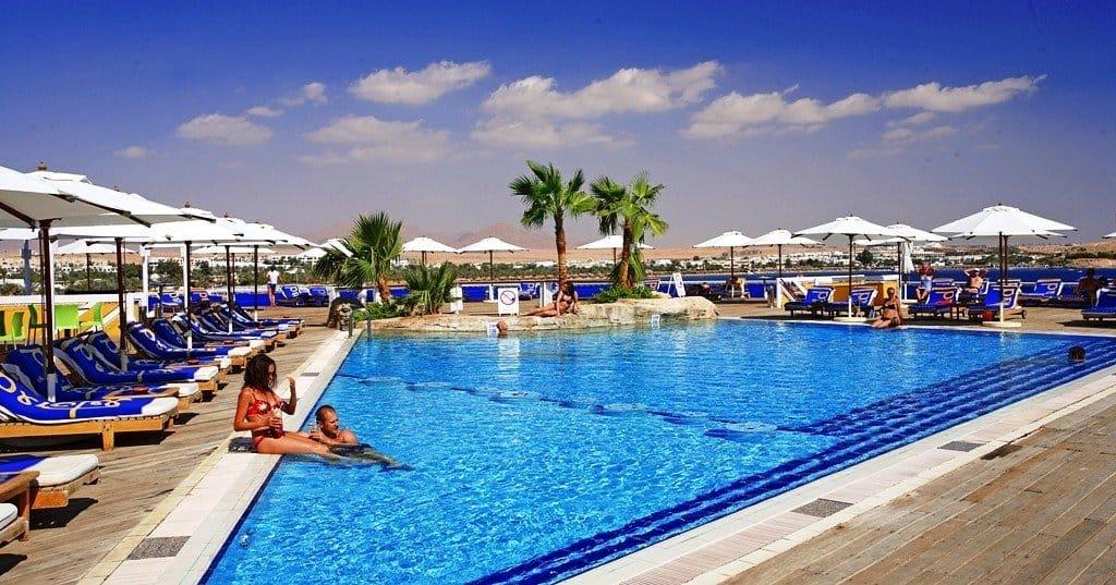 Лучшие отели 4 звезды в Шарм эль Шейхе