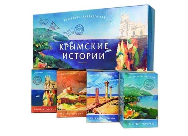 Крымские чаи и травы
