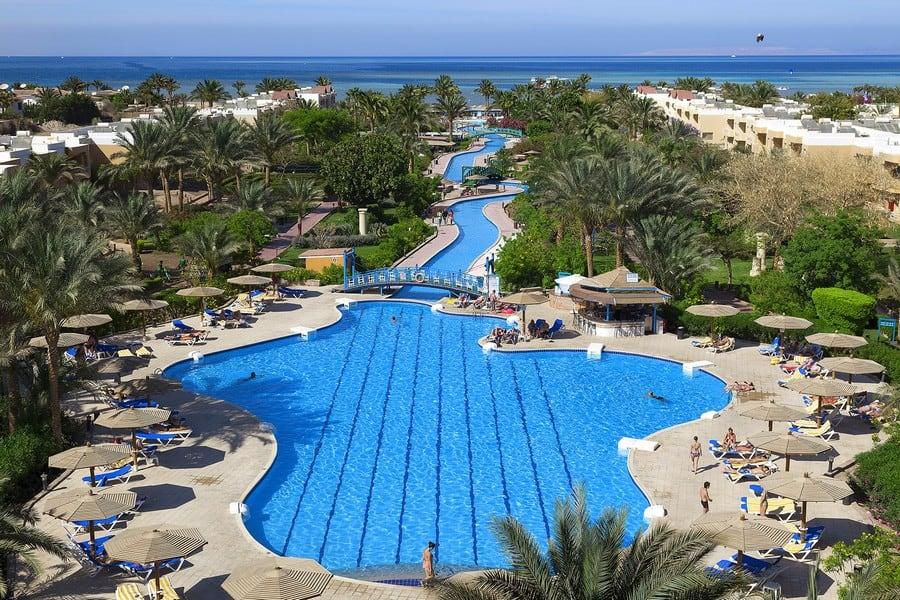Лучшие отели 4 зведны в Египте