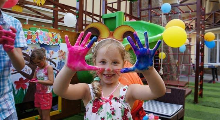 Отели для детей в Крыму