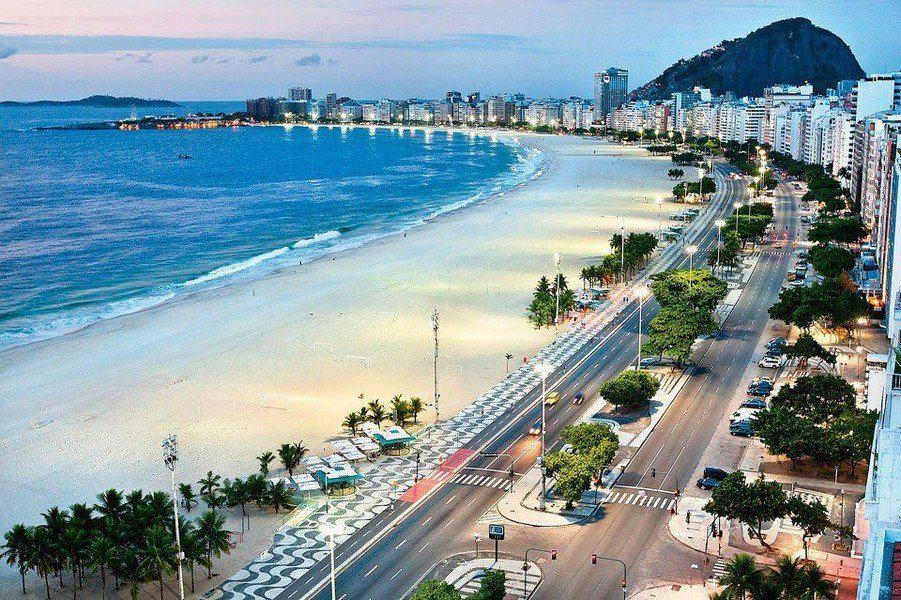 Побережье Рио де Жанейро