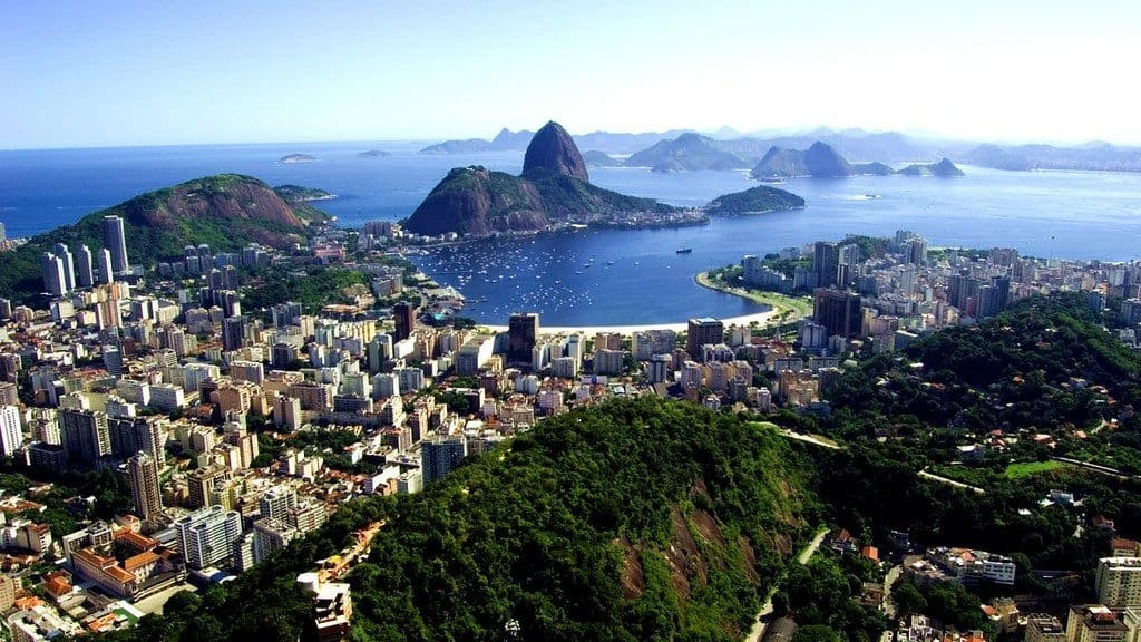 Незабываемые пейзажи Бразилии