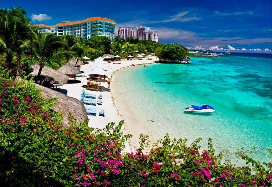 Пляжи Себу