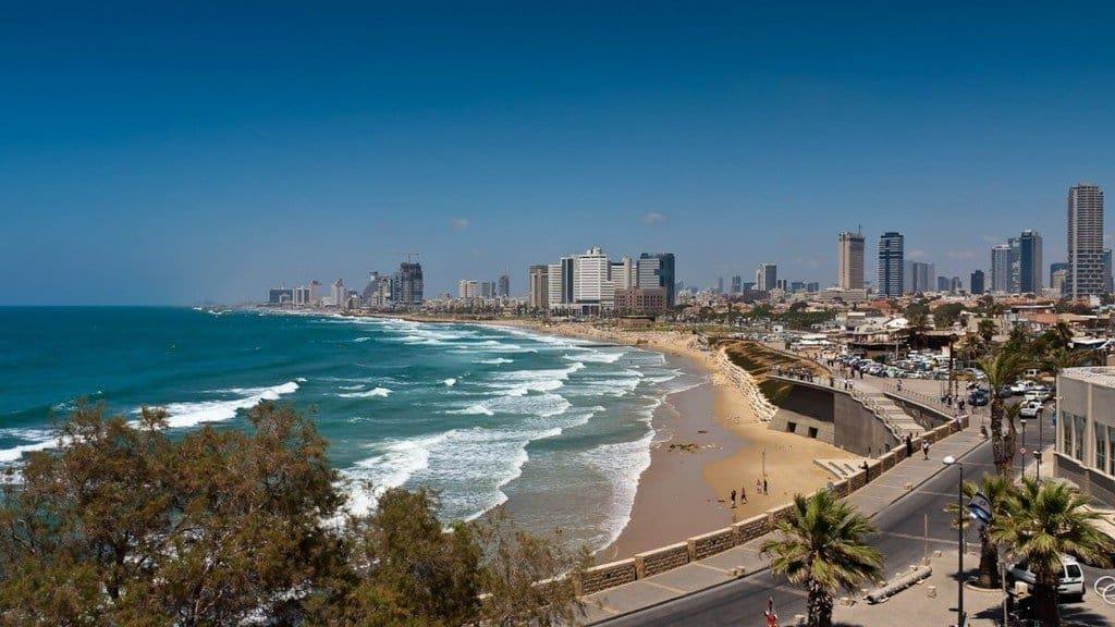 Побережье Израилья