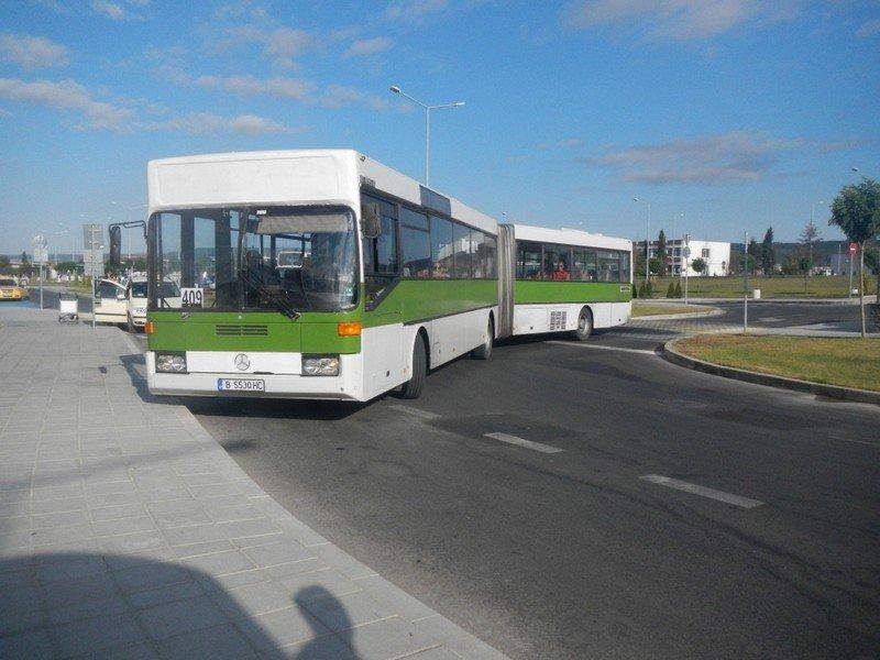 Автобусы курсирующие из аэропорта