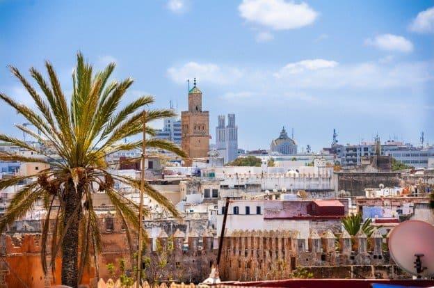 Экскурсии в Рабат