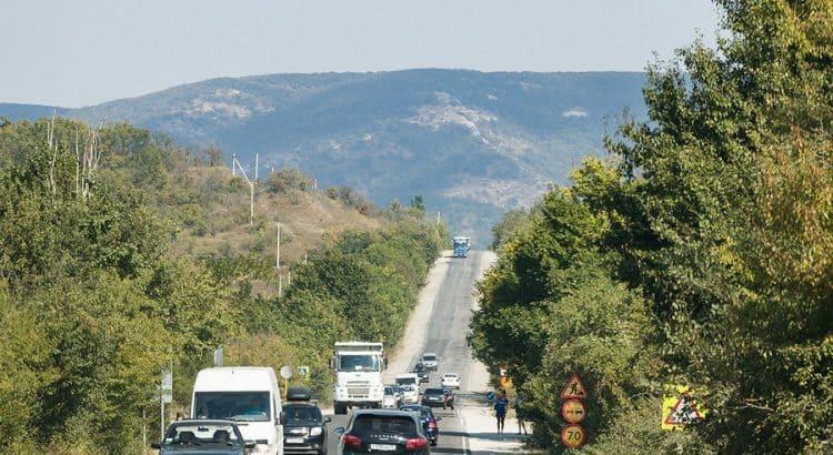 Дорога в Керчь