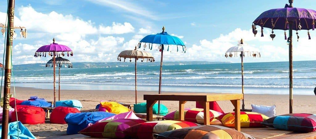 Пляж Кута