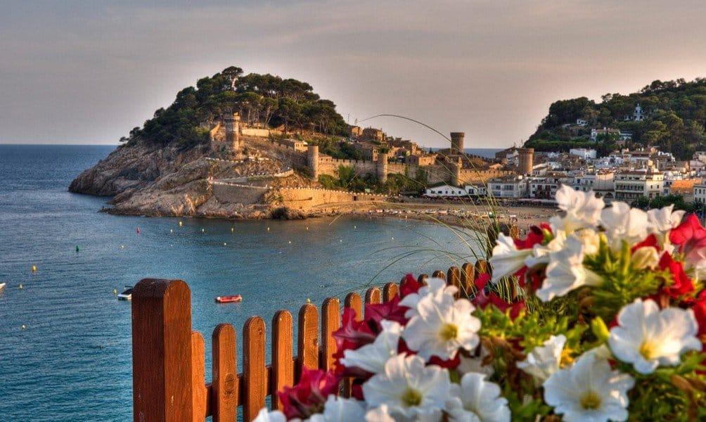 тихие города испании для отдыха