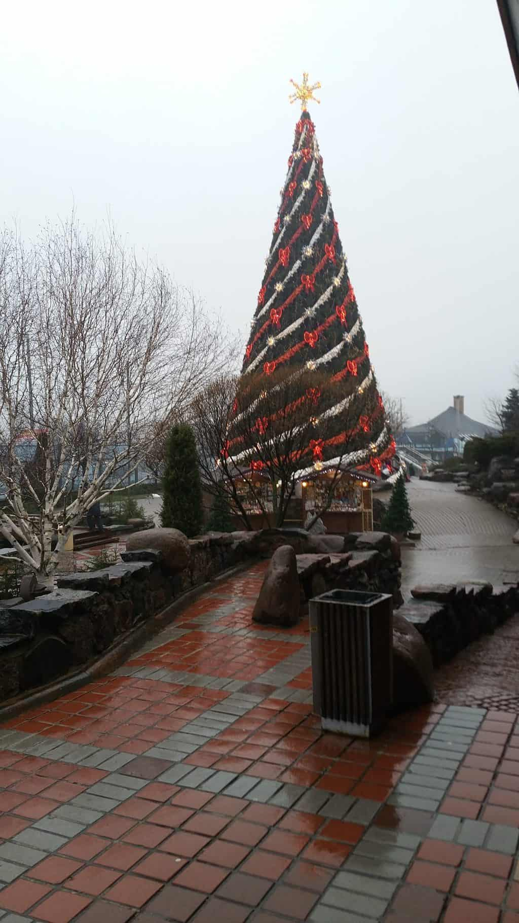 Новогодняя Елка в Лидо