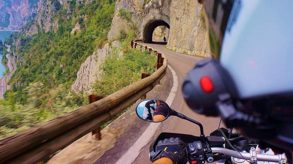 Одна из самых опасных дорог в мире