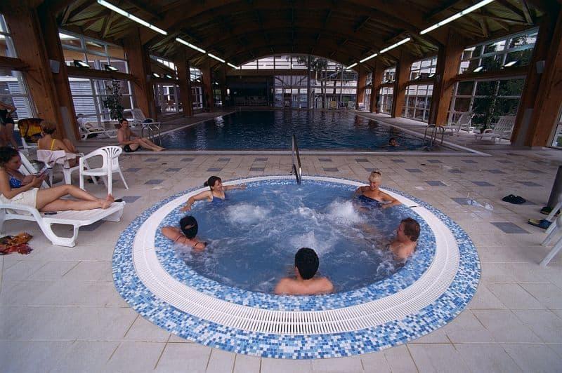 Отдых в спа-отеле на курорте Балатон