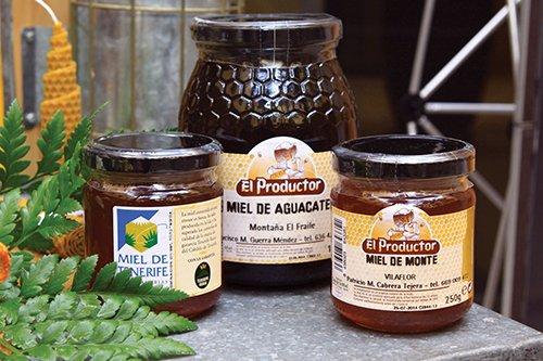 Тенерифский мед