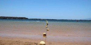 Пляж Las Teresitas