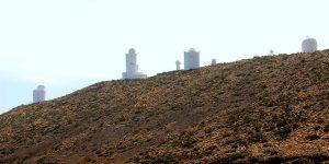 Солнечная обсерватория на Тенерифе