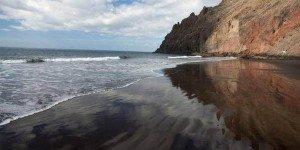 Пляж Las Gaviotas (2)