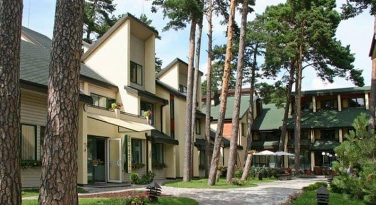Отели на литовском побережье