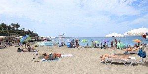 Пляж Playa del Duque