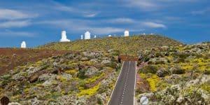 По пути в обсерваторию