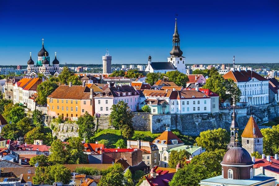 Отели Таллинна