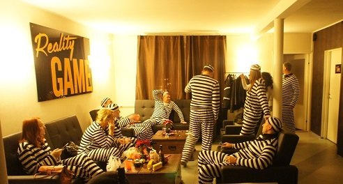 "Квест-рум ""Побег из тюрьмы"""