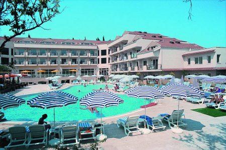 Бюджетные отели Кемера