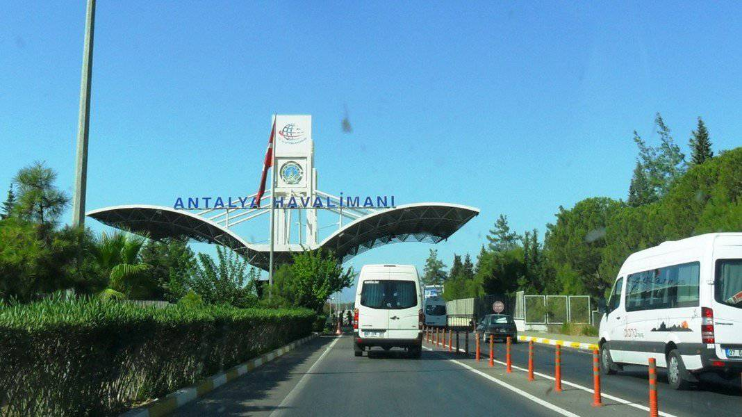 Дороги Анталии