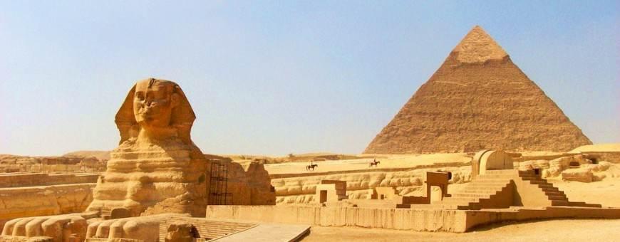 Экскурсия к пирамидам