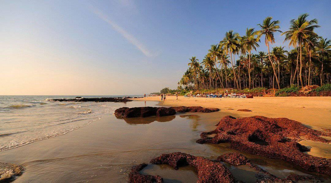 Тихий отдых в Гоа