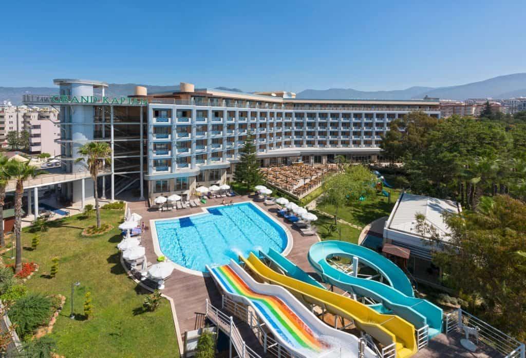 Hotel Grand Kaptan 5*