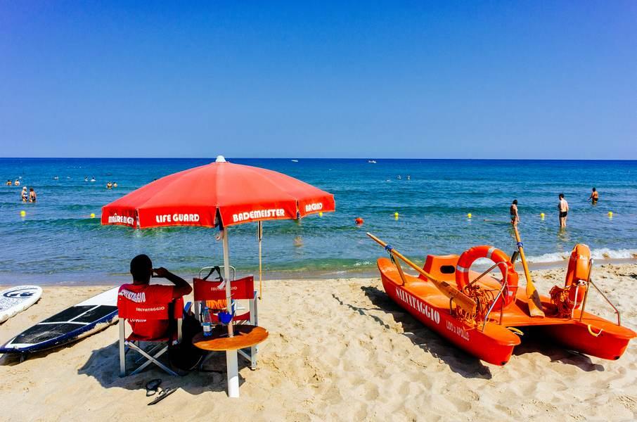 Итальянские пляжи
