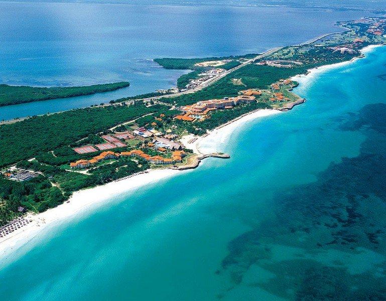Вид на Кубу с высоты
