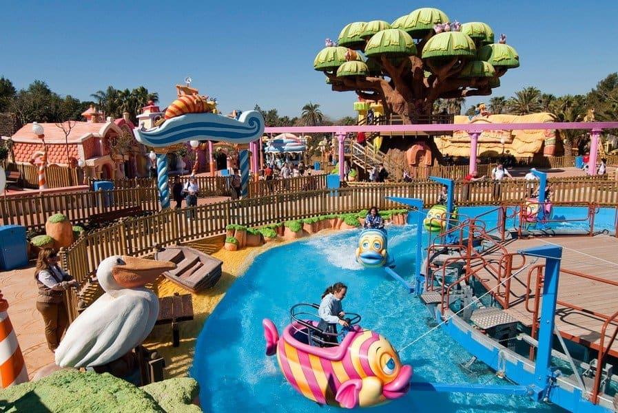 Развлечения для взрослых и детей в Испании