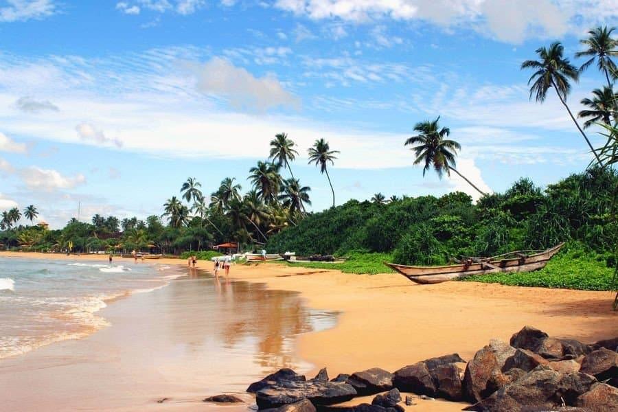 Шри Ланка в марте
