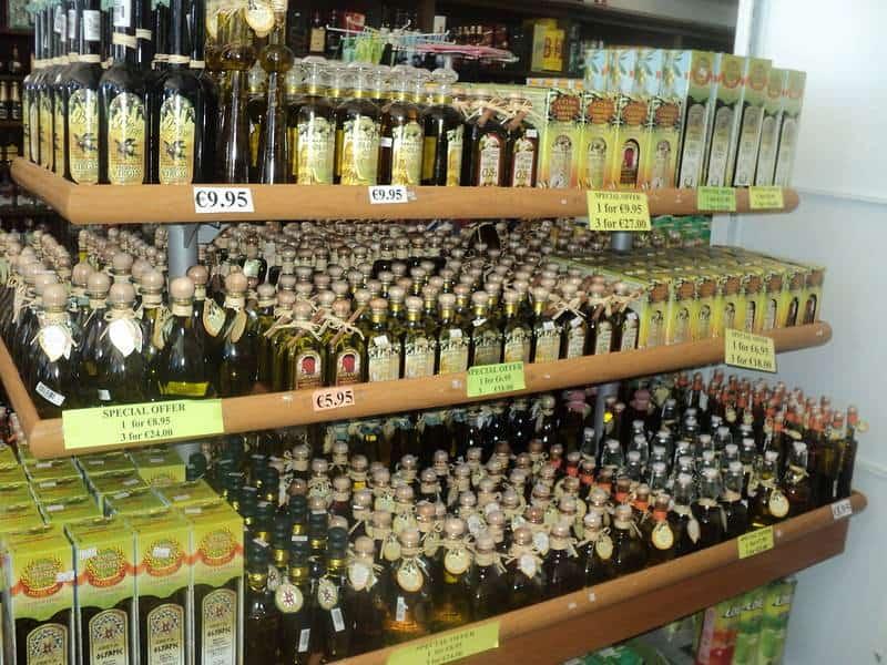 Сувениры с Кипра