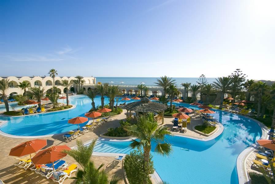 Отельный комплекс Sentido Travel beach