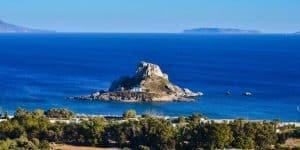 Греция острова Кос