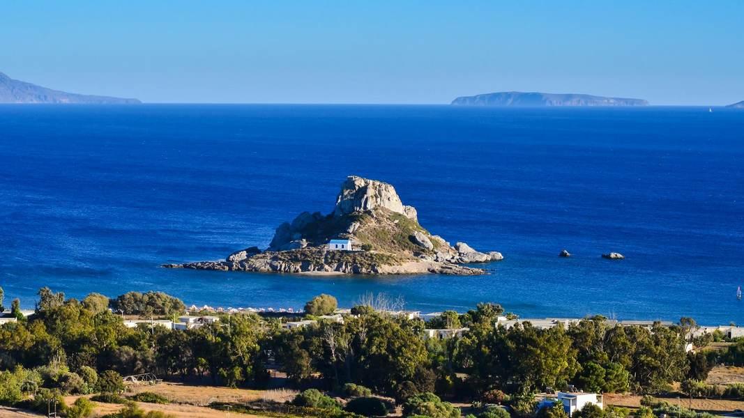 Греция- остров Кос